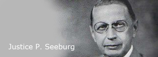 Justice P. Seeburg