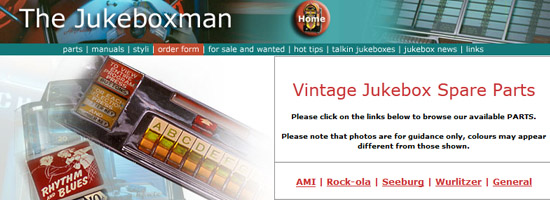 The Jukeboxman