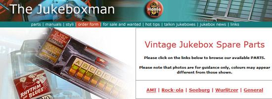 The Jukeboxman